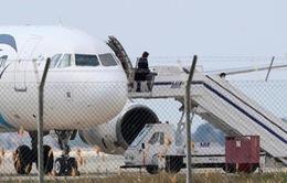 Bắt cóc máy bay Ai Cập không phải là vụ khủng bố