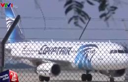 Không tặc khống chế máy bay Ai Cập để gặp vợ cũ