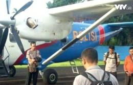 Indonesia: Đã xác định được vị trí máy bay cảnh sát bị rơi