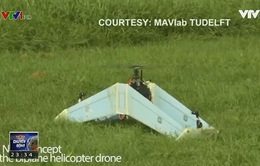 DelftAcopter - Máy bay không người lái 2 tầng cánh