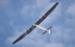 Máy bay Solar Impulse 2 sắp hoàn tất hành trình vòng quanh thế giới
