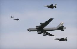 Mỹ bảo vệ đồng minh trước mối đe dọa từ Triều Tiên