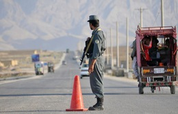 Thủ đô Afghanistan bị phong tỏa do lo ngại an ninh