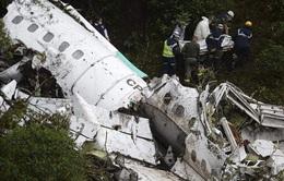 Colombia công bố nguyên nhân máy bay rơi khiến 71 người thiệt mạng