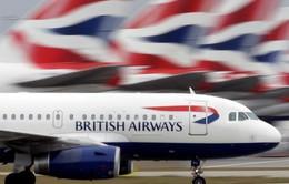 Hàng không quốc gia Anh đình công dịp Giáng sinh