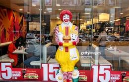 Hãng đồ ăn nhanh McDonald rút linh vật do trào lưu giả hề