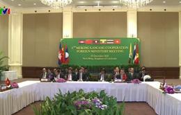 Hội nghị Bộ trưởng Ngoại giao Mekong-Lan Thương lần thứ 2