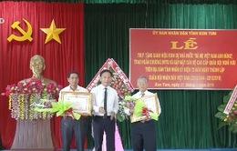 Kon Tum: Truy tặng danh hiệu cho hai Bà mẹ Việt Nam anh hùng