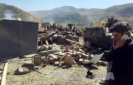 Thổ Nhĩ Kỳ: Đánh bom chốt an ninh, 44 người thương vong