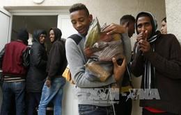 Paris (Pháp) mở cửa Trung tâm đón tiếp người vô gia cư