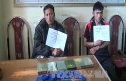 Sơn La: Bắt giữ vụ vận chuyển trái phép 6 bánh heroin và 4.000 viên ma túy tổng hợp