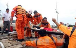 Kịp thời cứu thuyền viên Philippines nguy kịch trên biển