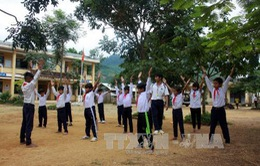 Quảng Ngãi: Nâng cao chất lượng giáo dục cho học sinh dân tộc thiểu số