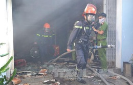 Cháy nhà tại Đà Nẵng, hai vợ chồng thương vong