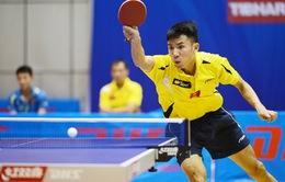 Giải bóng bàn Báo Nhân dân: Quang Linh đăng quang ngôi vô địch