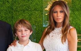 Vợ con ông Donald Trump từ chối chuyển vào Nhà Trắng?