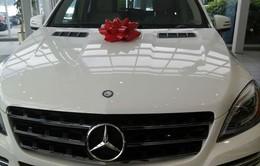 Mercedes-Benz Việt Nam khẳng định không có chuyện tặng xe trên Facebook