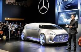 Hãng Mercedes Benz kỷ niệm 130 năm ngày thành lập