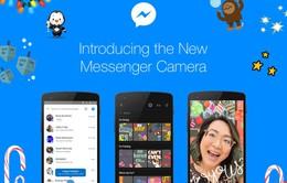 Facebook cập nhật hiệu ứng camera mới trên công cụ chat Messenger
