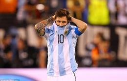 Messi tiết lộ lí do tuyên bố giã từ ĐTQG Argentina