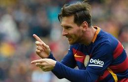 Messi công khai ủng hộ Atletico, cầu Real tay trắng