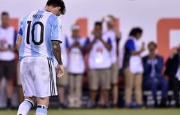 SỐC: Messi tuyên bố TỪ GIÃ đội tuyển Argentina