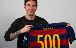 13 siêu sao ghi nhiều bàn thắng hơn Messi