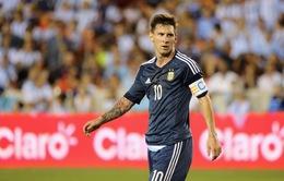 Messi chưa sẵn sàng cho Copa America