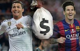 Truyền thông thế giới xác nhận: Messi đồng ý đầu quân Real Madrid