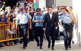 Messi và cha còn một ngày để gỡ tội trốn thuế