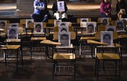 Mexico bắt hàng trăm người liên quan tới vụ 43 sinh viên mất tích