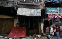 Cháy lớn tại TP.HCM, 6 người thiệt mạng