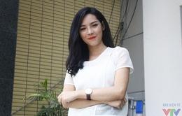 Vũ Thanh Quỳnh cực xinh trong ngày trở lại Change Life mùa hai