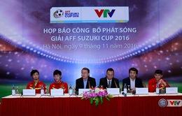 VTV chính thức sở hữu bản quyền phát sóng AFF Suzuki Cup 2016