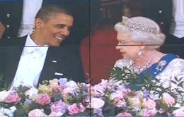 Tổng thống Mỹ Obama thăm Anh