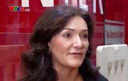 Nữ doanh nhân Mỹ truyền cảm hứng cho Start-up Việt