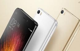 Xiaomi Mi 5 vượt qua cả Galaxy S7, LG G5 và iPhone 6S Plus