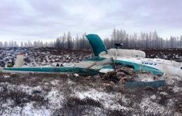 Nga điều tra hình sự vụ rơi máy bay Mi-8