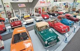 Bộ sưu tập xe hơi tí hon lớn nhất thế giới