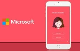 Microsoft Selfie trên iOS cập nhật phiên bản mới