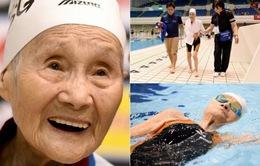 Cụ bà 101 tuổi hi vọng lập kỷ lục tại Olympic Tokyo 2020