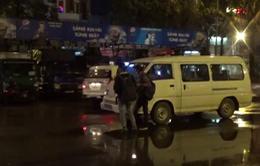 Nổ súng truy sát tại bến xe Miền Đông