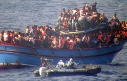 25 người chết trên thuyền chở người di cư trên biển Địa Trung Hải