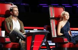 Adam Levine sắp chia tay The Voice Mỹ vì Miley Cyrus?
