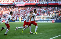 EURO 2016 bảng C, Ba Lan 1-0 Bắc Ireland: Milik giúp Ba Lan giành trọn 3 điểm