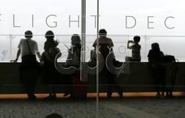 Bão Mindulle đổ bộ vào Nhật Bản, gần 400 chuyến bay bị hủy bỏ