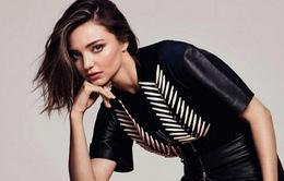 Miranda Kerr khoe dáng với thiết kế mới của Louis Vuitton