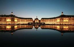 Miroir d'eau - Tấm gương nước, tuyệt tác nghệ thuật độc đáo của Bordeaux