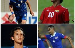 Những sự vắng mặt đáng tiếc nhất tại AFF Suzuki Cup 2016