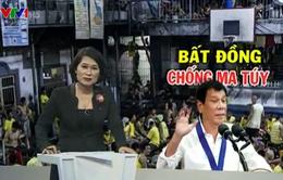 Chiến dịch trấn áp tội phạm ma túy mạnh tay ở Philippines: Người dân đồng tình, quốc tế quan ngại